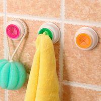 Wholesale Wash Cloth Clip Holder Clip Dishclout Storage Rack Bath Room Storage Hand Towel Rack