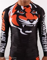 Wholesale Hot Sale Mma T Shirt Trousers Muay Thai Boxing Sanda Tigers Class Quality Clothes