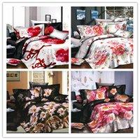 quilts - Large size d bedding set flower Bedspread comforter bedding sets bedding set duvet cover bed sheet quilt queen king