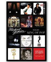 album posters - The star Album Covers Classical Stylish Nice Home Decor Retro Poster x76cm Wall Sticker