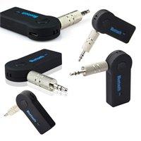 Acheter Bluetooth edup-EDUP voiture Bluetooth V 3.0 Mains émetteur gratuit de musique stéréo récepteur audio sans fil avec A2DP récepteur multimédia Noir
