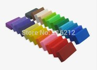 Wholesale Fashion Hot Colorful fimo Effect Polymer Clay Blocks Soft Moulding Craft Creative Fun