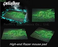advertising mats - ray snake mouse mat office advertising mouse pad customized Internet cafes game side Gaming mouse pad