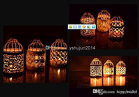 Wholesale 2015 Hot Sale Wedding lantern Iron Candle Holder round shape candle holder wedding gift house decoration