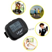 Wholesale Stopwatch Training Electronics Interval Timer Sport Yoga Boxing HIIT Cross fit Training Interval Timer JS001H S27