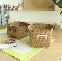 willow basket - Miz Home cm Handmade Willow Wicker Bamboo Mini Picnic Basket for Cookie and Vegetable Friut Friendly