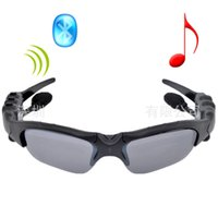 Wholesale Hot selling Bluetooth glasses Sport Sunglasses Stereo Bluetooth headset Music call glasses Driver selection Factory direct sales