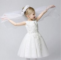Wholesale Han edition children high grade ornaments headdress Korea cloth art act the role ofing is tasted dress accessories flower pearl wedding garl