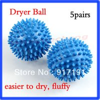 Wholesale 1set in Dryer Balls Perfect Keeping Laundry Soft Fresh WASHING DRYING FABRIC SOFTENER