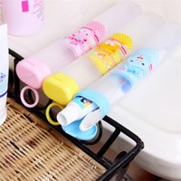 Wholesale Top Seller Toothbrush Storage Box Tooth Brush Case PVC Traveling Camping Easy To Carry Size CM JB12