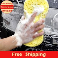 Wholesale New Fashion Hot Sale Car Care Automobile Washing Cleaning Sponge Block Auto Clean Brushes for Cars Maintenance