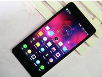 Cheap Original ZTE V5 Max Smartphone 64bit 4G LTE Android4.4 MSM8916 Quad Core 2GB RAM 16GB ROM 5.5Inch IPS 1280*720 13.0MP OTG GPS Dual SIM