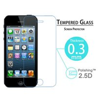 best iphone screen guard - new best price Tempered Glass Front Screen Protector Film Cover Guard for Apple iPhone s Clear Toughened Protective Film