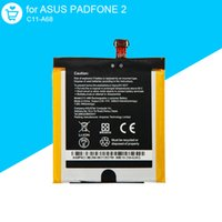 Wholesale C11 A68 For ASUS Original New Li on Polymer Replacement Battery For ASUS PadFone A86 P15