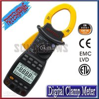 Wholesale Mastech MS2205 Phase Power Clamp Meter Power Factor O030