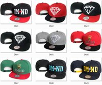 hip hop caps - snapback hats Diamond custom hats panel caps snapback hats cool hats hip hop caps men fashion hats competitive hats top quality hats