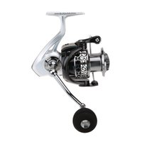 Wholesale New BB Ball Bearings Metal Spinning Fishing Reel with Spool Fish Wheel High Speed Gear Ratio Lure Rock Fishing Reel