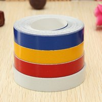 Wholesale Newest Best Promotion M Fluorescent Reflective Vinyl Tape Striping Decals Universal Cars Motorcycle Stickers