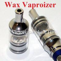 Date T5 Wax Dry Herb atomiseur réservoir double Quartz Céramique Coton rob bobines Vaporisateur pour ego t Evod vision spinner 510 fil batterie e Cigs