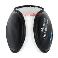 Wholesale 40 BBA5646 Wireless Bluetooth Earmuff Bluetooth Stereo Speaker Hands Free Phone Call Answer With MIC Warmer Your Ear Outdoor Sports Walking