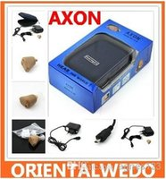 Wholesale AXON K Rechargeable Sound Enhancement ITE Hearing Aid