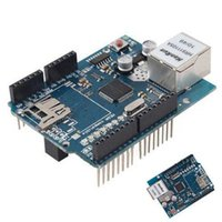 arduino ethernet shield - New Ethernet Shield W5100 For Arduino Main Board UNO ATMega Mega1280 T1581 W0 SUP5