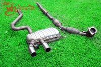 Wholesale German original Golf R20 Golf GTI exhaust tail section modified exhaust new