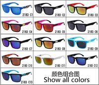 Cheap 2015 fashion new sunglasses KEN BLOCK HELM sunglasses Unisex outdoor Eyewear Brand designer sunglasses brand Sports glasses DDA2909 50pcs