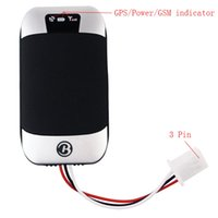 Gps Tracker Toyota English New Global GPS Tracker GPS 303B Vehicle Moving Objects Tracker Against Theft Real Time Online Tracking Q4043A
