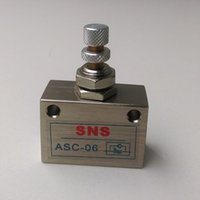 Wholesale Speed Flow Control Valve ASC Throttle Valve