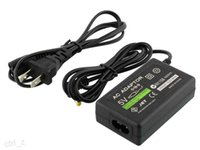 ac power supply cord - US EU Wall Charger AC Adapter Power Supply Cord for Sony PSP Slim with retail box