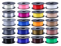 Wholesale 1 mm ABS Filament D Printing Filament Makerbot Reprap Hot Sell FDM D Printer material kg colors in stock