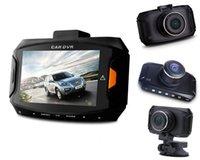 Wholesale car dvd New G90 car camera dvr recorder Ambarella A7 Dash cam MP Full HD LCD Wide angle Lens Car DVR HDR G Sensor video CAM