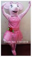 angelina ballerina - Angelina Ballerina mascot costume custom fancy costume anime cosply mascotte fancy dress carnival costume