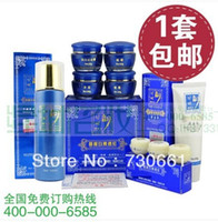beauty hong kong - Authentic Hong Kong beauty rhyme senior white GongSi in one suit cleanser toner samples