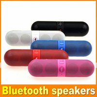 Cheap Wireless Bluetooth Speaker Outdoor Sport Portable Surround Sound Speakers with Mic Hand-free For PC iPhone Samsung LG Mobile Phone OM-CB6