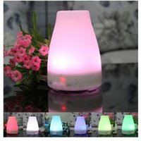 Wholesale Essential Oil Diffuser rd Version Cool Mist Aroma Humidifier Aromatherapy eBooks Included with Adjustable Mist Mode