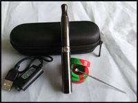 attachment style - pen style wax electronic cigarette pen wax concentrate puff co attachment pen deeper bowl quartz coil cartomizer starter kit