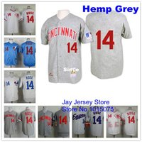 pinstripe baseball jerseys - 30 Teams Pete Rose Jersey of Career Hemp Grey Montreal Expos Cincinnati Reds Philadelphia Phillies White Grey Blue Pinstripe