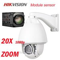 Cheap Ful-HD 1080P Hikvision auto tracking ptz ip camera sony sensor security CCTV camera IR distance 150m