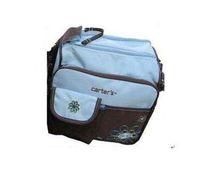 Wholesale Cute Mummy bag baby nappy diaper organizer shoulder bag new Blue