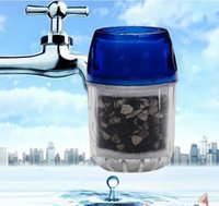 Wholesale 1Pcs Activated Carbon Tap Water Water Purifier Use For Kitchen Faucet Tap Water Filter Purifier