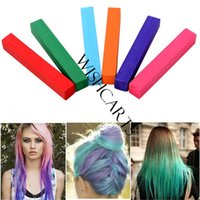 beautiful life salon - Beautiful Hair Dyeing Tools Life Non Toxic Temporary Salon Kit DIY Colorful Crayon Hair Color Chalk Dye Pastel