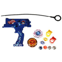 Wholesale Free shiping Beyblade Exclusive Metal Fusion Toy A Set