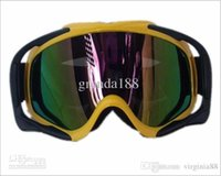 Wholesale Motocross motorcycle goggles ski goggles super toughness Goggle