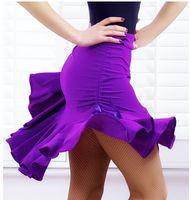 Wholesale Dance Queen Top quality Factory price women s Latin dance costumes dress skirt salsa tango rumba Cha cha square dance dresses