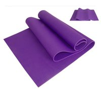 yoga mat - 2015 new arrival many colors yoga mat towel antiskid double sides PVC yoga mats with yoga mat bag the mat
