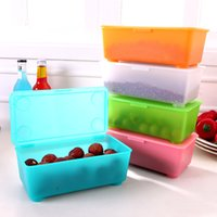 Wholesale Colorful Practical Food Storage Boxes Precious Competitive Storage Boxes for Food PP Material New Arrivals Hot Sale