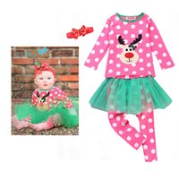 Cheap Samgami Baby Christmas suits Best Christmas t-shirt suits