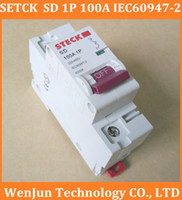 Wholesale Brand NEW SETCK SD P A IEC60947 Circuit breaker Air break switch Miniature order lt no track